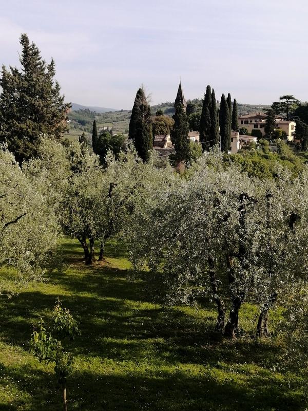 Séta a firenzei dombokon, Montici
