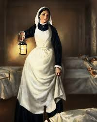 A lámpás hölgy, Florence Nightingale